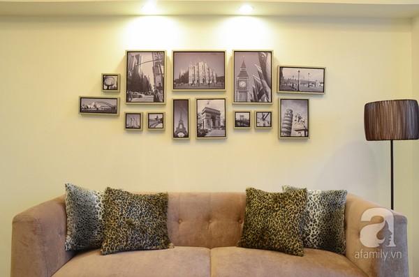 Căn hộ nhỏ 59m² có không gian đáng sống cho gia đình 4 người ở Hà Nội 4