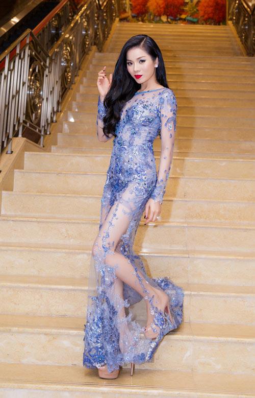 Sao Việt: muốn gợi cảm tìm ngay váy xuyên thấu! - 16