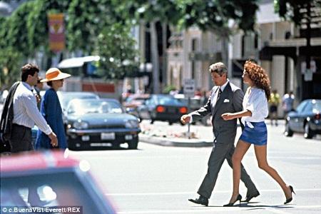 Người đàn bà đẹp, Julia Roberts, Richard Gere, kết cay đắng