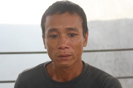Ông Thanh rất uất ức trước cái chết của vợ mình