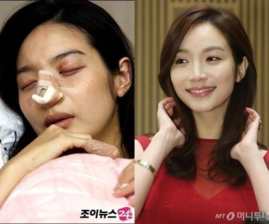 Nữ diễn viên Lee Min Young từng được biết đến qua bộ phim Hàn Quốc Anh em nhà bác sĩ và với vai trò ca sĩ.