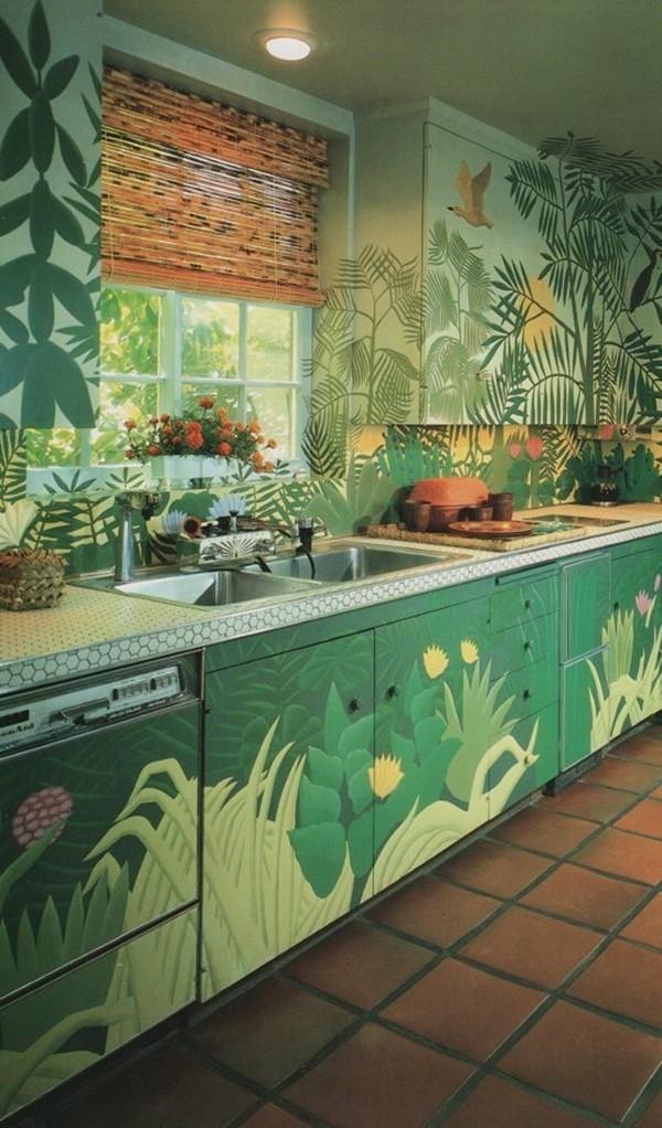 Chiêm ngưỡng các căn bếp tuyệt đẹp từ những thập niên 80 trở về trước 5