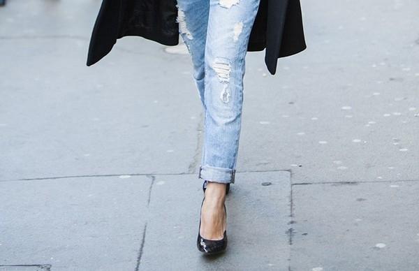 Tường tận cách xắn gấu hay ho cho những kiểu quần jeans quen thuộc 9