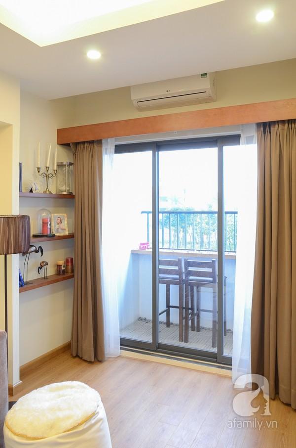 Căn hộ nhỏ 59m² có không gian đáng sống cho gia đình 4 người ở Hà Nội 6
