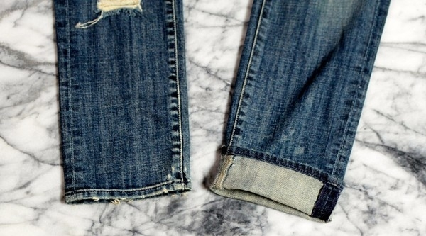 Tường tận cách xắn gấu hay ho cho những kiểu quần jeans quen thuộc 10