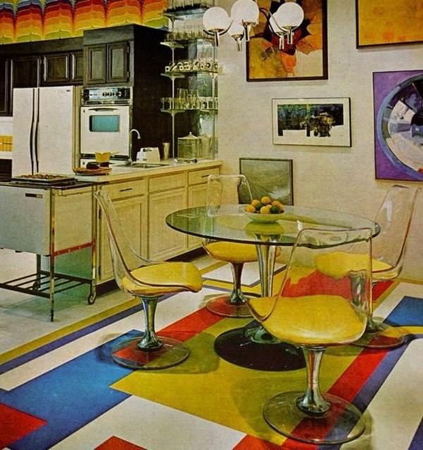 Chiêm ngưỡng các căn bếp tuyệt đẹp từ những thập niên 80 trở về trước 7
