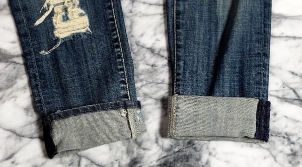 Tường tận cách xắn gấu hay ho cho những kiểu quần jeans quen thuộc 11
