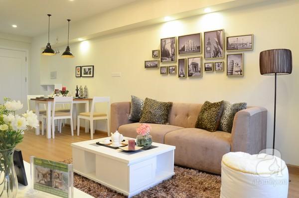 Căn hộ nhỏ 59m² có không gian đáng sống cho gia đình 4 người ở Hà Nội 8