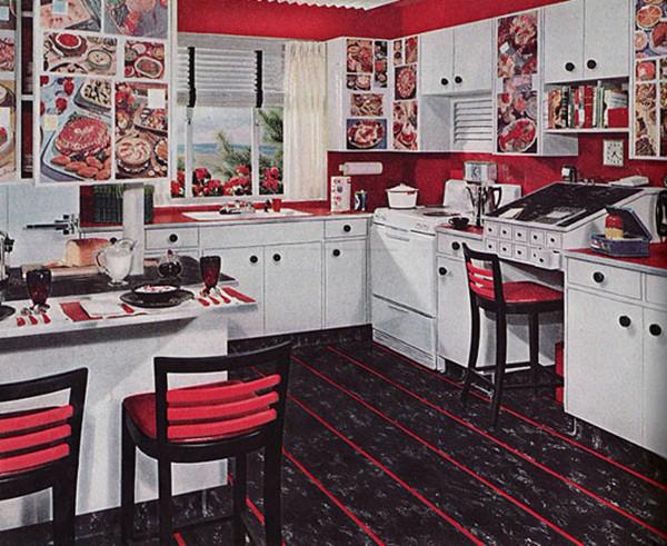 Chiêm ngưỡng các căn bếp tuyệt đẹp từ những thập niên 80 trở về trước 8