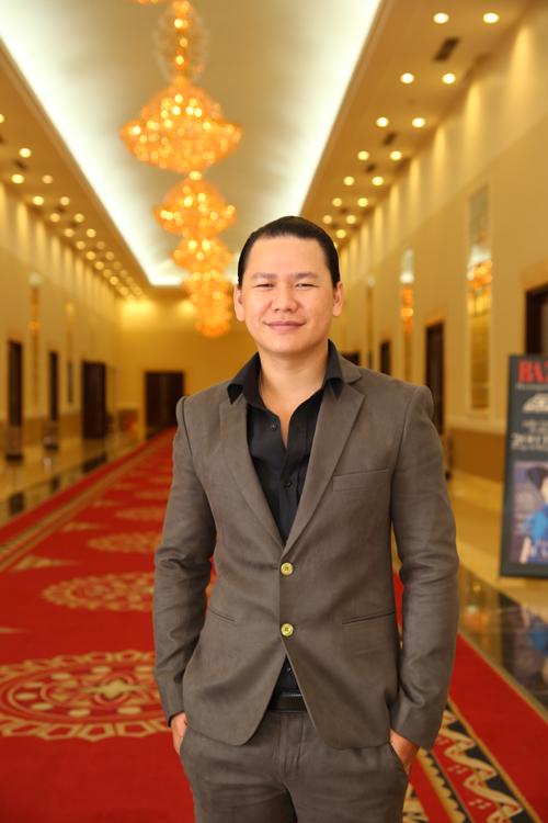 Hoàng Minh Hà cũng góp mặt để cùng chia sẻ những kinh nghiệm cùng các thí sinh trẻ.