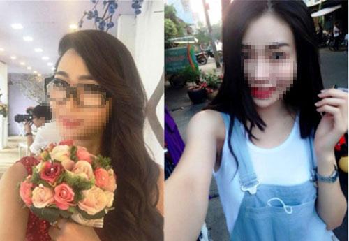 2 trong số các diễn viên – người mẫu bị điều tra hình sự về hành vi môi giới.