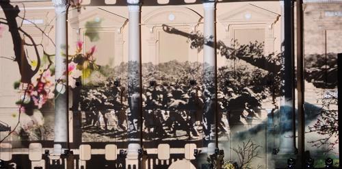 Quá khứ hào hùng của Đảng bộ, quân và dân thành phố đã được tái hiện