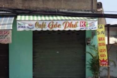 Quán cà phê đã đóng cửa sau vụ án mạng. Ảnh: Linh Nguyễn