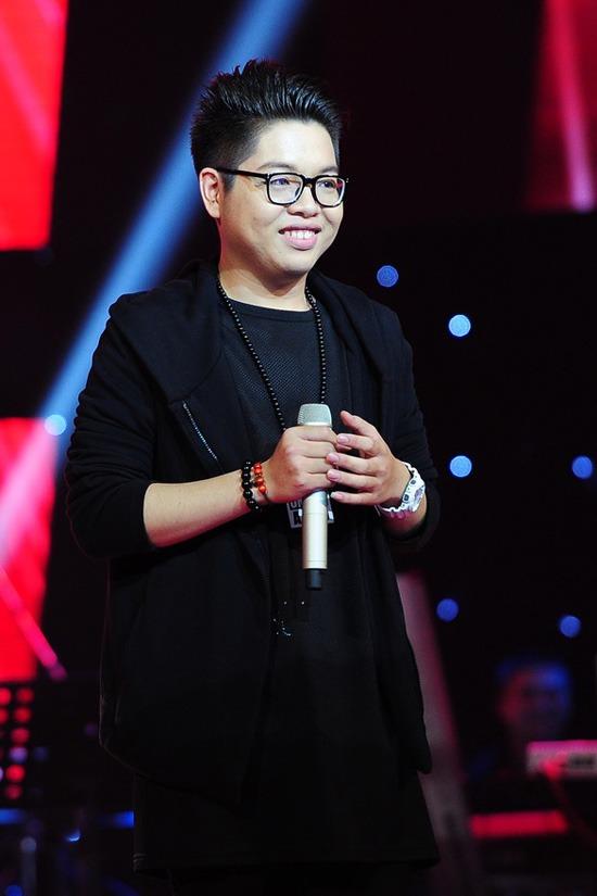 Thí sinh Nguyễn Đức Phúc đến từ Hà Nội.