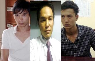 3 nghi can: Tiến, Thoại, Dương trong vụ thảm sát ở Bình Phước