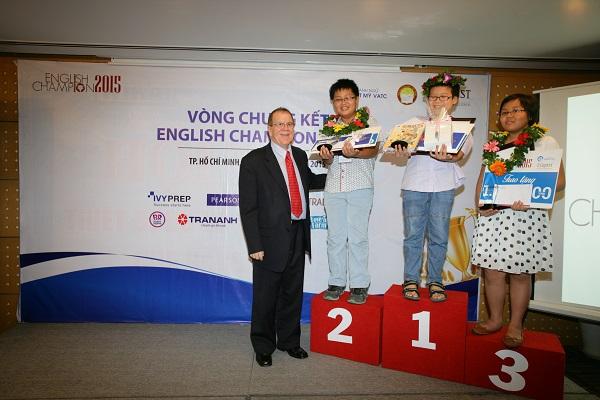Giải thưởng của khối 5
