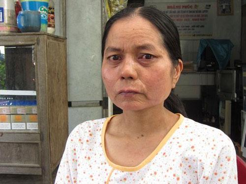 Chị Nguyễn Thị Ngọc Mai.