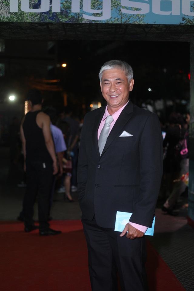 Diễn viên Tùng Yuki, ông bố tuyệt vời của hai chàng trai đồng tính trong phim.