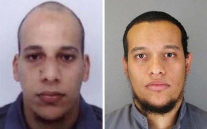 Chân dung Said và Cherif Kouachi - 2 tay súng thảm sát tại tòa soạn tạp chí Charlie Hebdo hôm 7/1