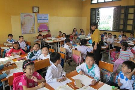Hà Nội tăng học phí các trường mầm non, phổ thông công lập năm học 2018 - 2019.