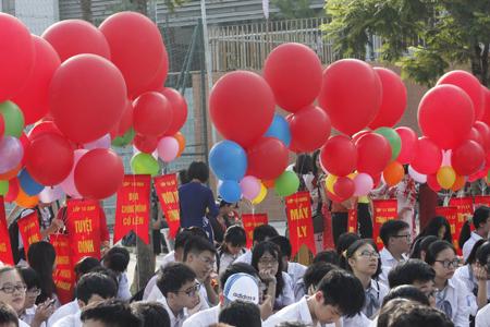 Hà Nội thống nhất khai giảng năm học mới vào ngày 5/9 - Ảnh 1.