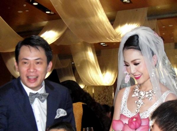 Đám cưới hoành tráng của Linh Nga