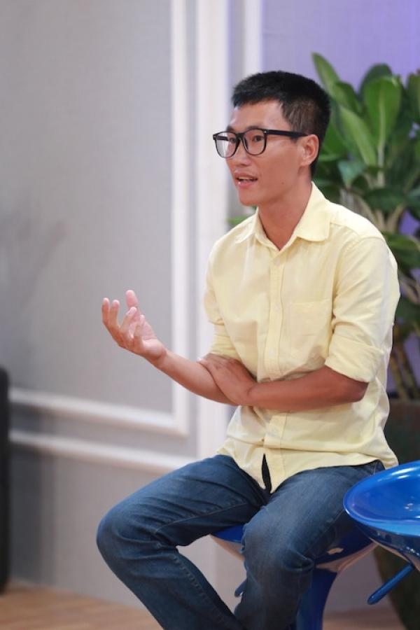 Nhà văn, nhà báo Phan Anh