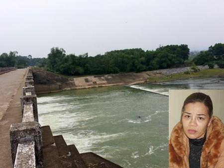 Vợ giết chồng phi tang xác xuống sông Cầu.