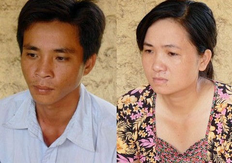 Thủy và người tình đã âm mưu giết hại chồng rồi vứt xác phi tang.