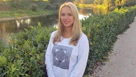 Yevgenia Sviridenko. Ảnh: Independent