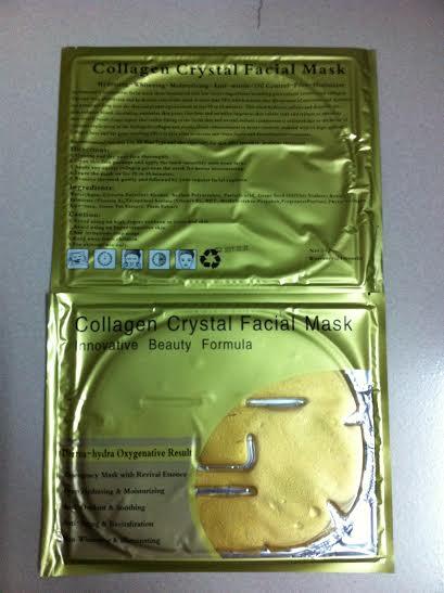 Mặt nạ Collagen được giới thiệu là hàng xách tay xịn chỉ với giá 25.000 đồng