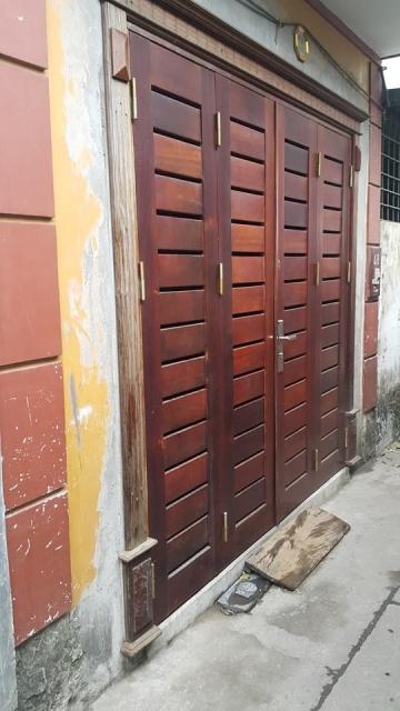 Hiện tại, anh Võ Quý H. đang sống cùng gia đình ở phố Định Công Hạ (Hoàng Mai, Hà Nội). Ảnh: Cao Tuân
