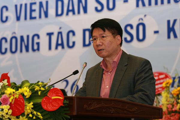 Thứ trưởng Bộ Y tế Trương Quốc Cường phát biểu chỉ đạo tại Hội nghị