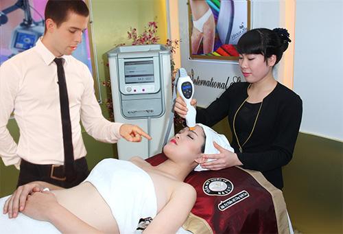 Quy trình điều trị Xóa nhăn - trẻ hóa da với công nghệ Thermage