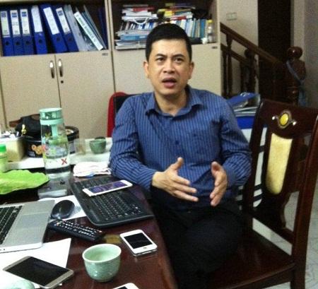 Luật sư Trần Thu Nam - Đoàn Luật sư Hà Nội. Ảnh: Q.A