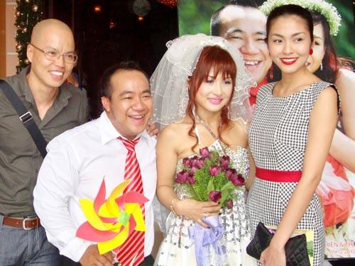 Hiếu Hiền bị Hà Tăng và đạo diễn Vũ Ngọc Đãng dìm hàng không thương tiếc trong ngày cưới của mình