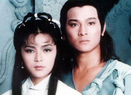 Tiểu Long Nữ kinh điển trên màn ảnh do Trần Ngọc Liên đóng. Năm đó, Lưu Đức Hoa vào vai Dương Quá. Ảnh: 163.