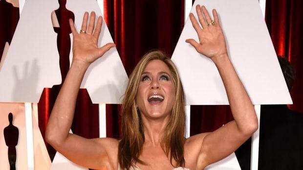 Nữ diễn viên Jennifer Aniston. Ảnh: Frazer Harrison.