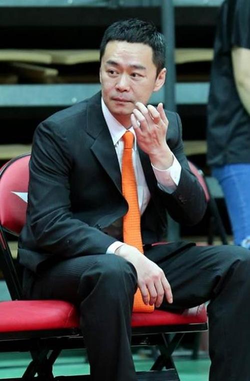 Chồng cũ của Selina, Trương Thừa Trung. Ảnh: Sina