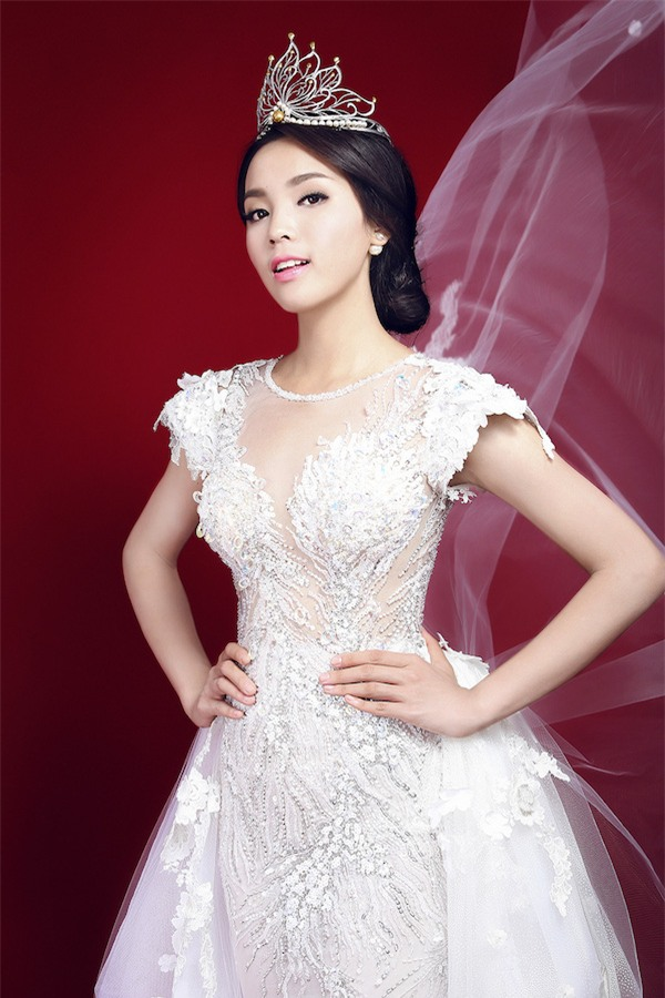 Kỳ Duyên đừng quên, cô là Hoa hậu Việt Nam 2014