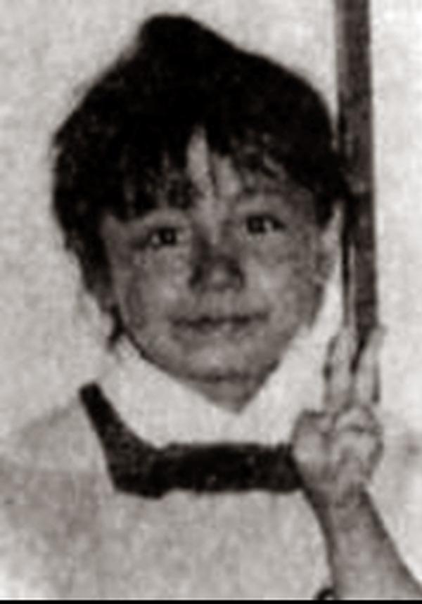 Masami Yoshizawa, 7 tuổi, cũng biến mất không dấu vết.