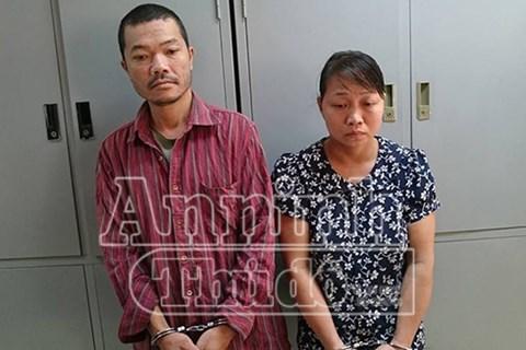 Vợ chồng Hào Hiền
