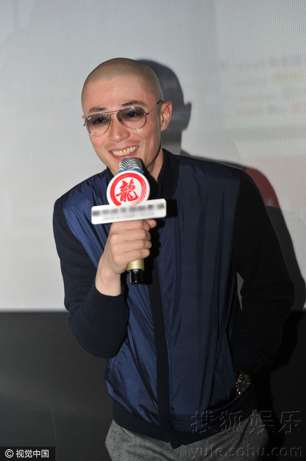 Nguồn tin tiết lộ tài tử họ Hoắc đã bỏ dở buổi phỏng vấn với truyền thông sau khi bị hỏi về chuyện sắp làm bố.