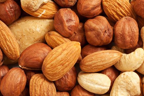 Các loại hạt là nguồn cung cấp protein, chất béo, magiê và khoáng chất rất tốt - Ảnh: Shutterstock