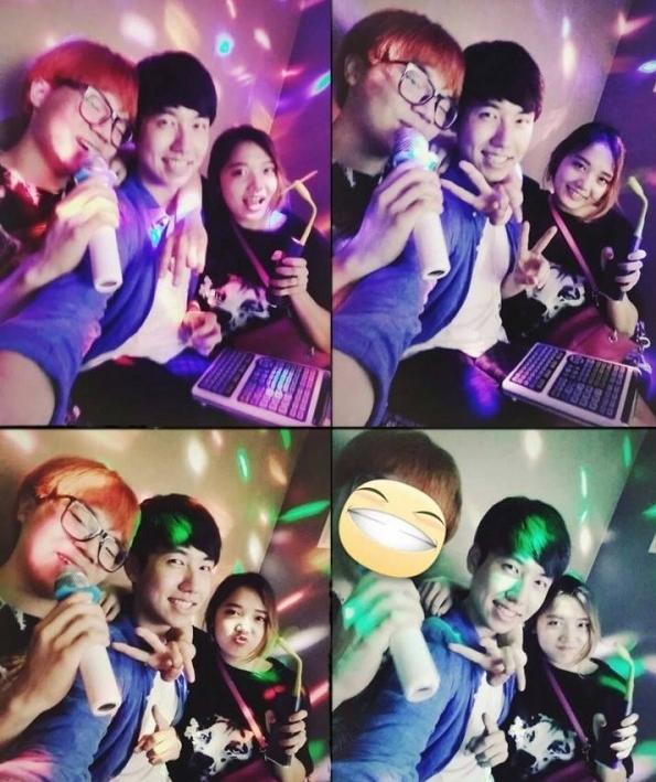 Tụ tập hát karaoke cùng hội bạn thân vui nhộn.