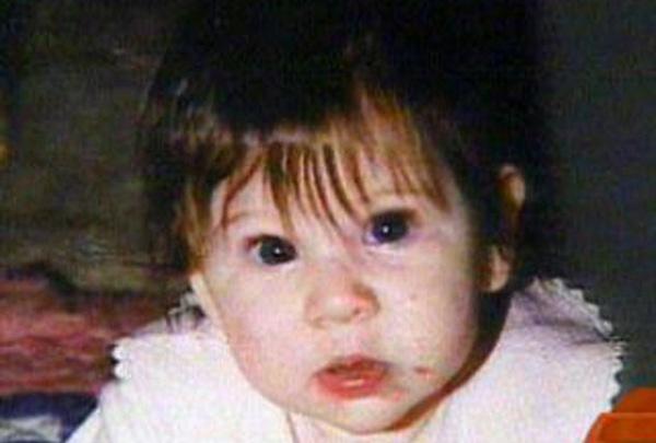 Bé Sabrina mất tích bí ẩn khi mới chỉ 5 tháng tuổi.