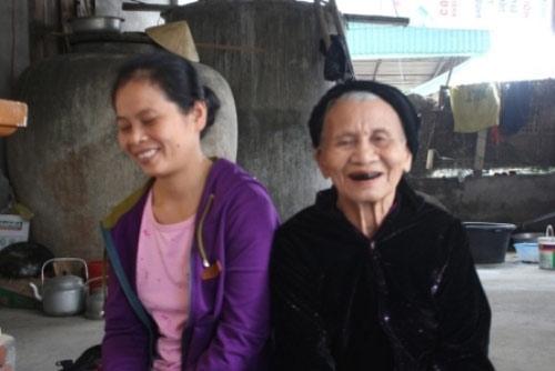 Dù không ăn cơm, nhưng chị Thanh rất chu đáo với gia đình