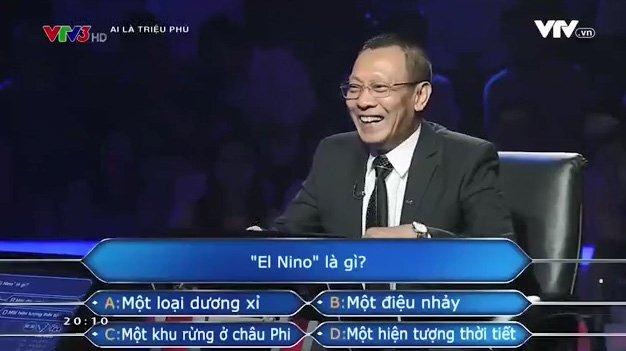 Hiếm có người chơi nào lại khiến MC Lại Văn Sâm cười nhiều trên truyền hình như vậy.