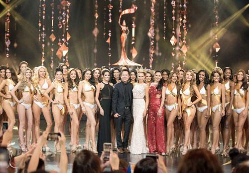 Đêm chung kết Hoa hậu Hòa bình Quốc tế 2016 sẽ diễn ra ngày 25/10 tại Las Vegas, Mỹ với sự tham gia của 75 thí sinh.
