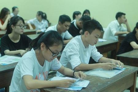 Thi tốt nghiệp THPT năm 2020: Bị can thiệp bài thi, thí sinh phải làm gì? - Ảnh 1.
